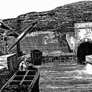 Canal subterraneo Vallejo de Orbó