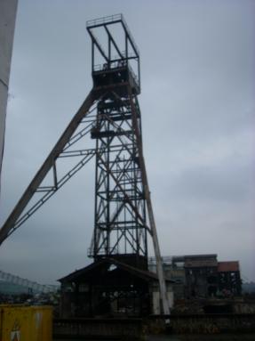 ARPI visita la mina de La Camocha