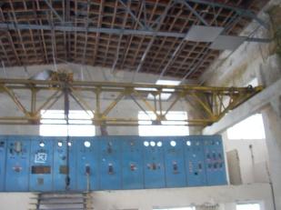 sala de máquinas del Pozo Herrera II.