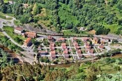 poblado minero de Bustiello