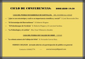 CICLO DE CONFERENCIAS