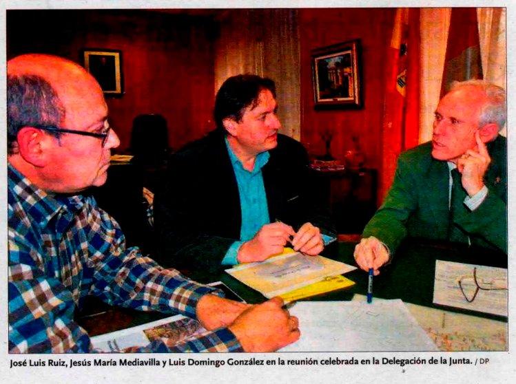ARPI da  a conocer sus proyectos a la Junta de Castilla y Leon