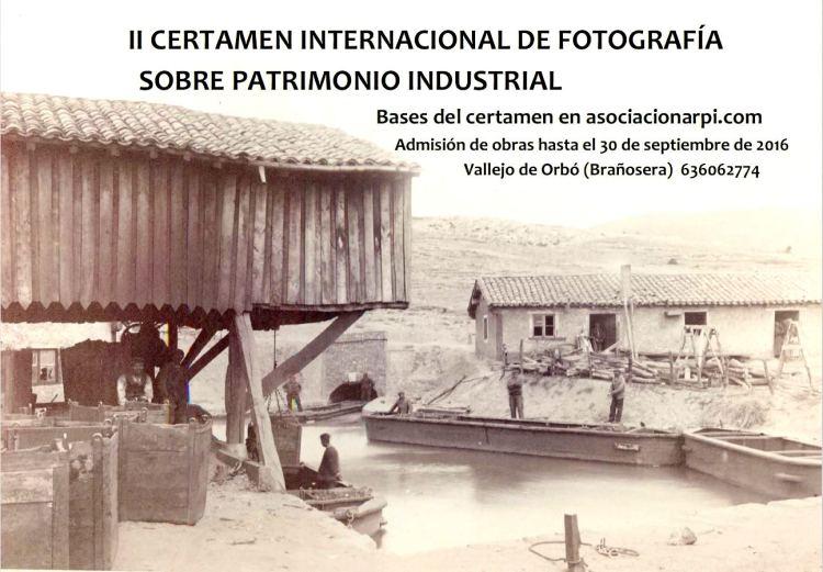 certamen fotografia patrimonio industrial